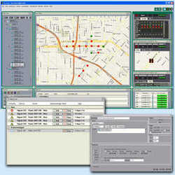 ECONOLITE Centracs Screenshot