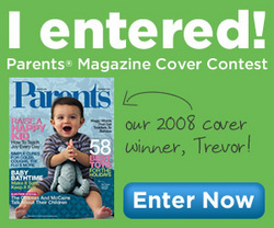 Parents magazine cover kid photo contest