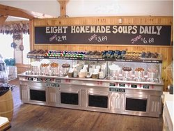 Soup bar manufacturer atlantic food bars announces the for Food bar manufacturers