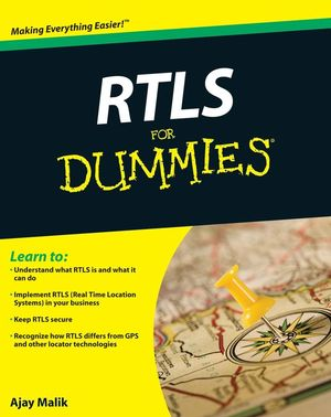 Ajay Malik RTLS For Dummies (PDF) - ebook download - english
