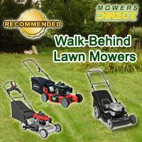 Mowersdirect Com Lists Best Walk Behind Lawn Mowers