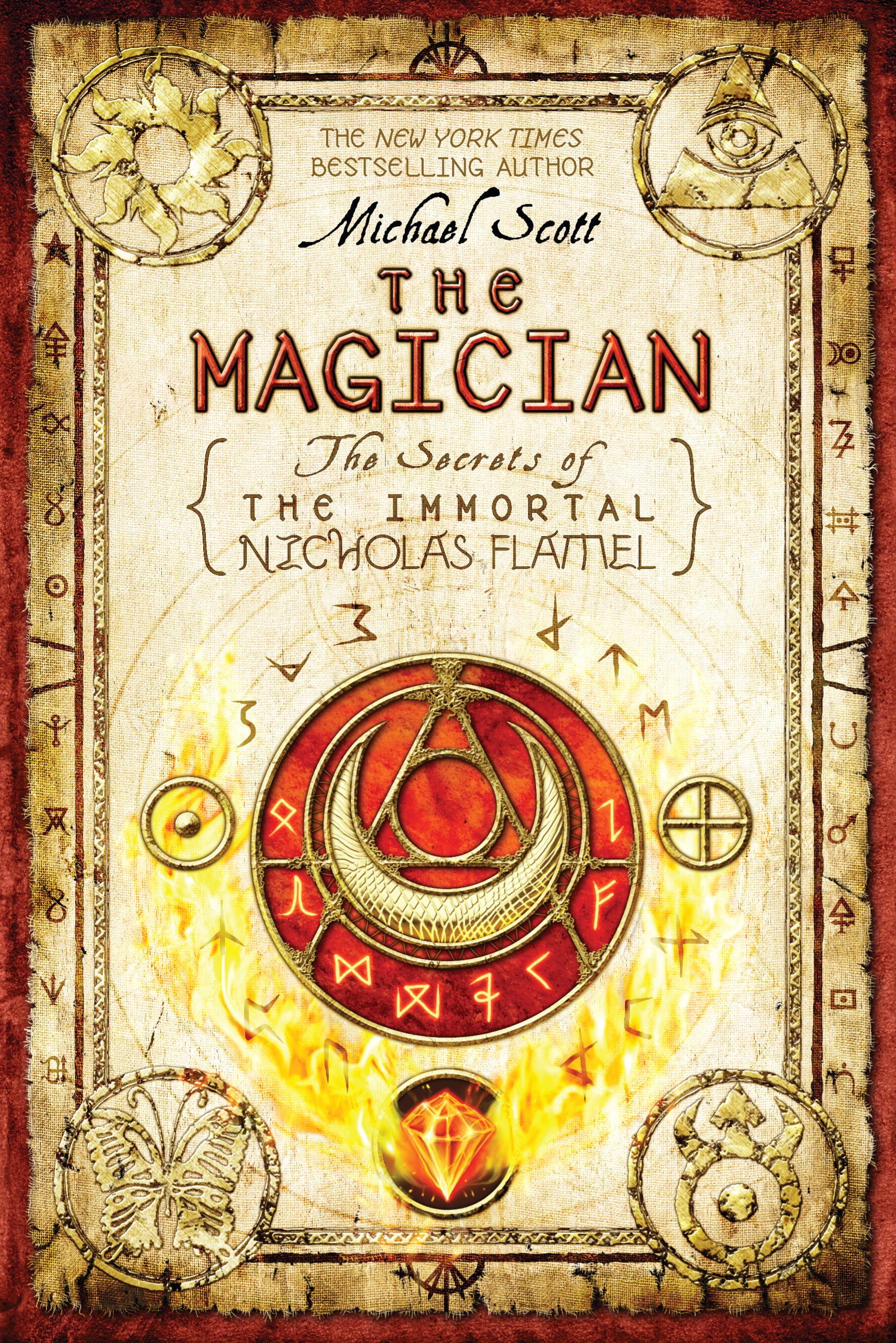 Michael scott the magician