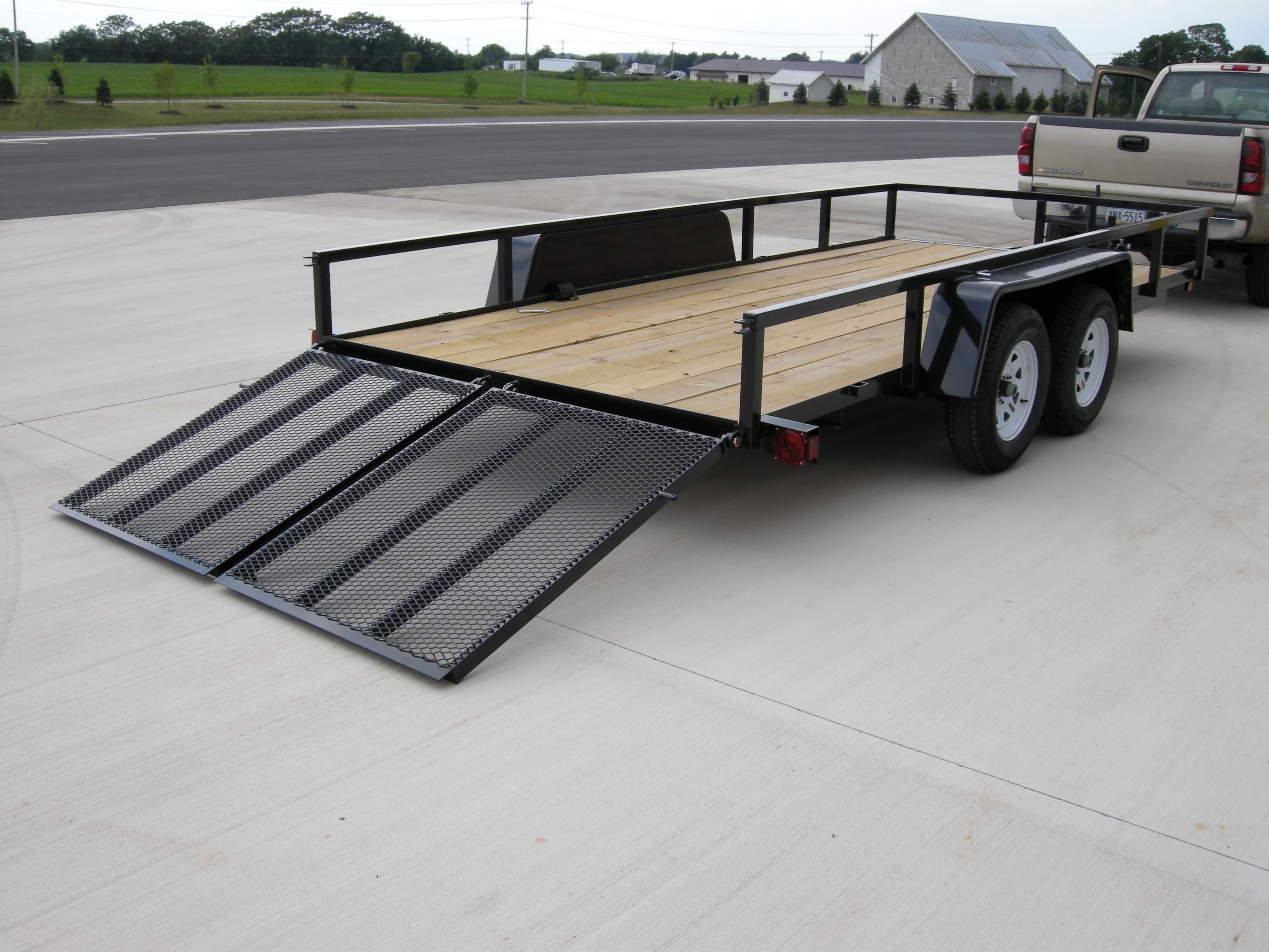 bri mar unveils new utility trailer line. Black Bedroom Furniture Sets. Home Design Ideas