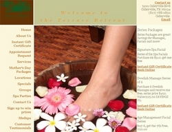 Terrace retreat makes relaxing gifts available for mother for Mother daughter weekend spa getaways