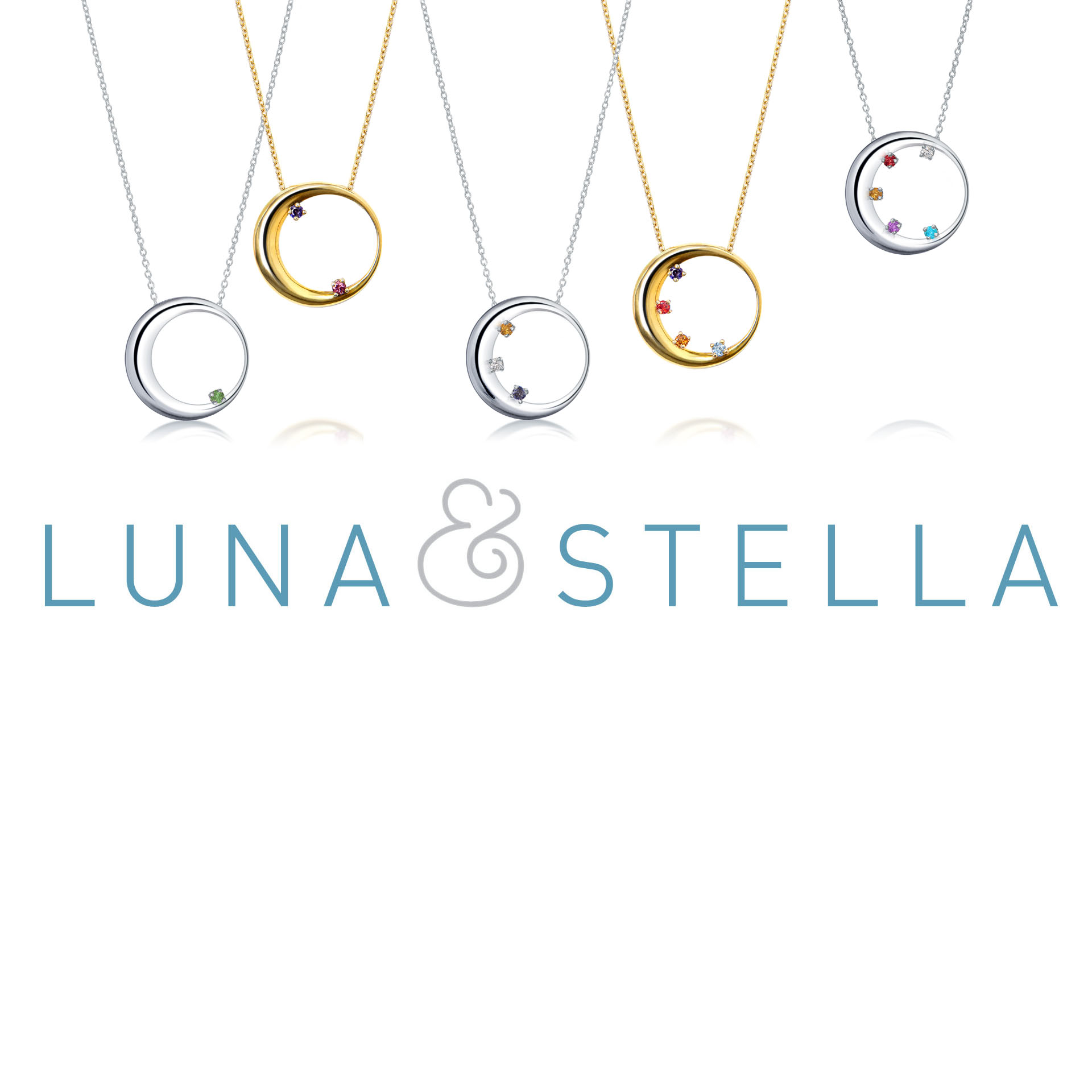 Luna stella creates meaningful jewelry for mothers for Luna and stella jewelry