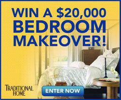 win 20 000 bedroom makeover furniture bedding flooring and mattress set in traditional home