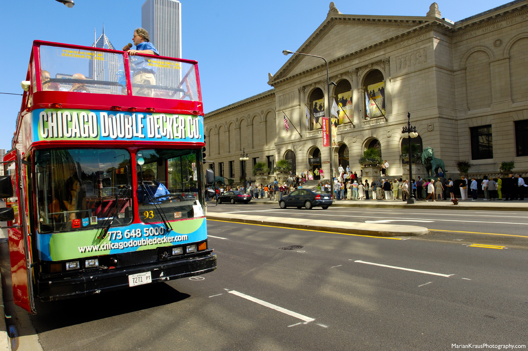 Chicago Trolley Amp Double Decker Company Marks 15th Season With Five New