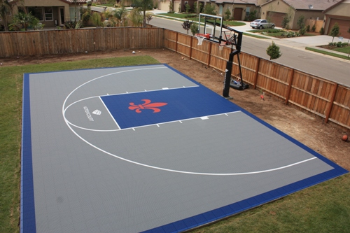 Ot indoor basketball courts uptown gta realgm for Basketball court installation cost