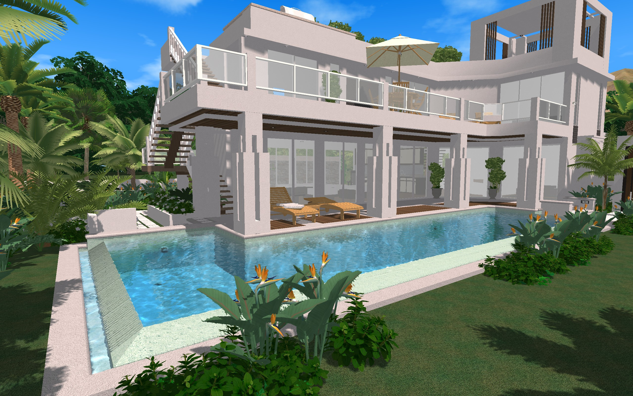 Emejing 3d Pool Design Software Ideas - Decoration Design Ideas ...