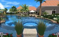 Pool Studio 3D Swimming Pool Design Software Continues To Amaze With Update  1.682