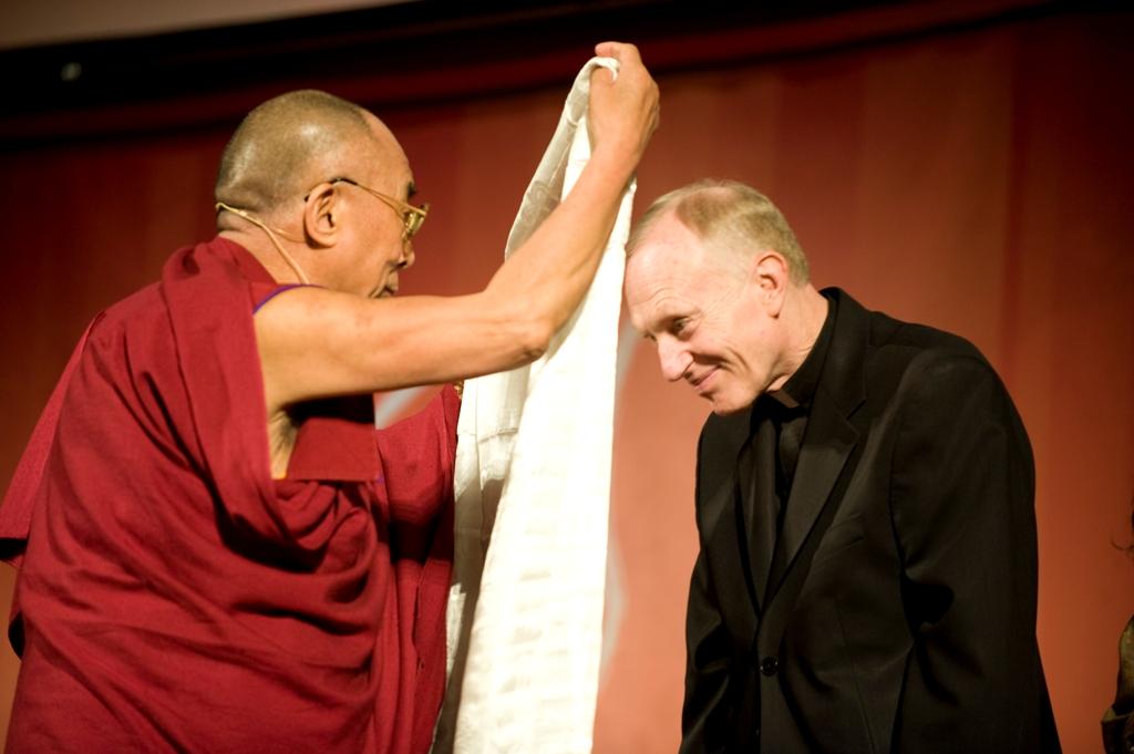 Dalai Lama Talks Of Happiness And Ethics At His Last US Stop