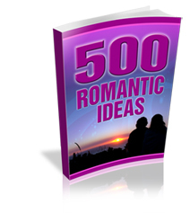 Most romantic ideas ever