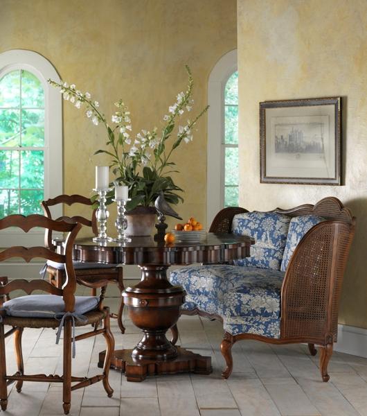 Walter E Smithe Furniture Says Vive La France As