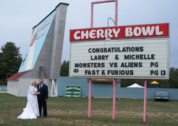 Cherry Bowl Wedding