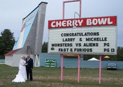 Cherry Bowl Wedding