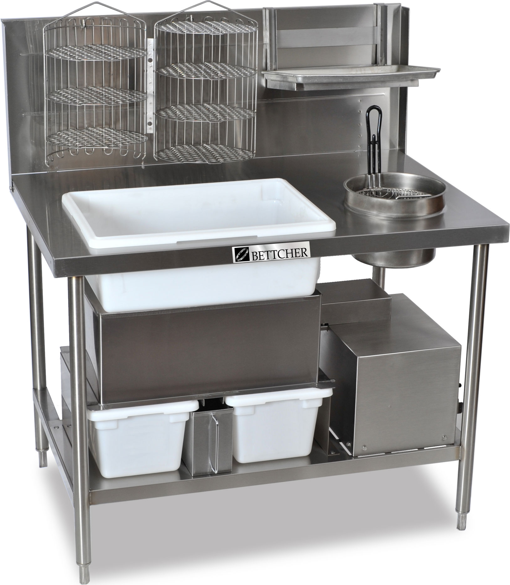 Bettcher Industries Expands Foodservice Equipment Lines