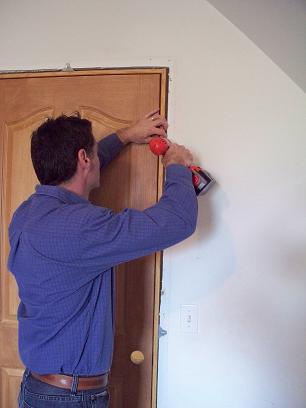 Door Attached to WallFull interior door InstallationEZ HANG  Door Introduces New Universal Door Installation System  . Ez Hang Exterior Door. Home Design Ideas