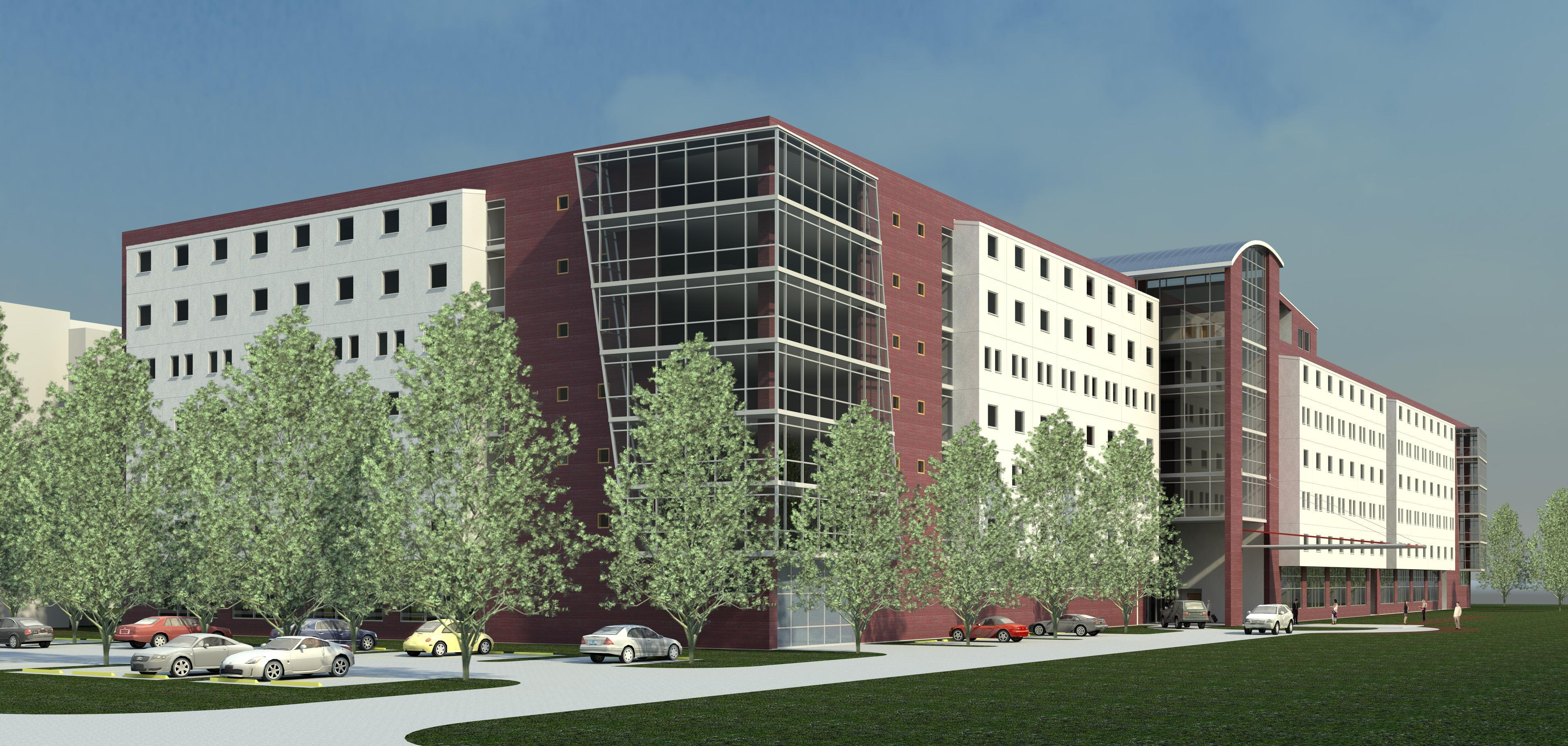 hardin construction selected to build university of
