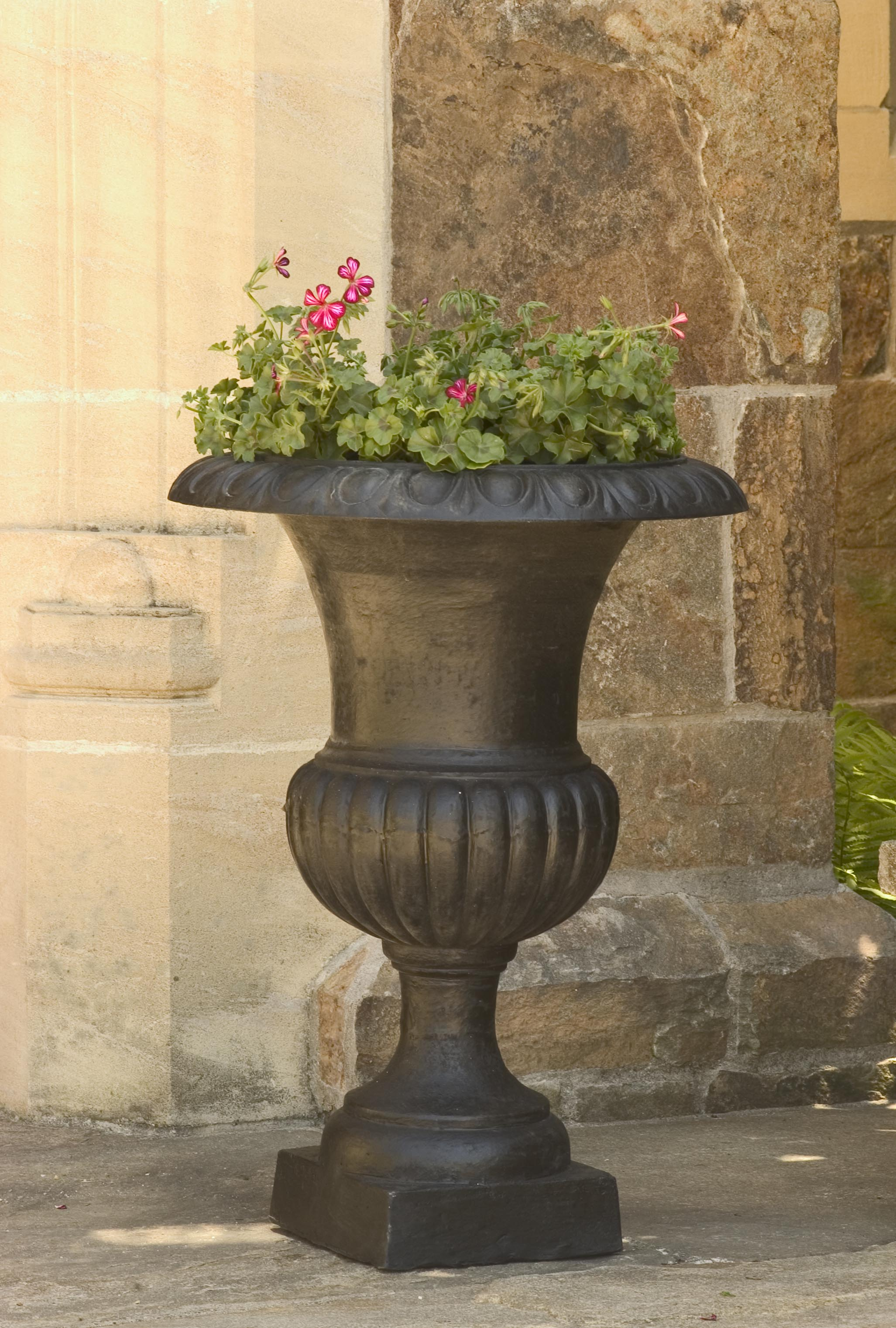 Accessorize Your Garden With Easy Care Containers From