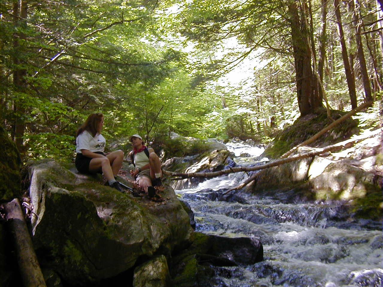 New Life Hiking Spa Killington Vermont