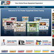Power Equipment Direct Redesigns Corporate Site