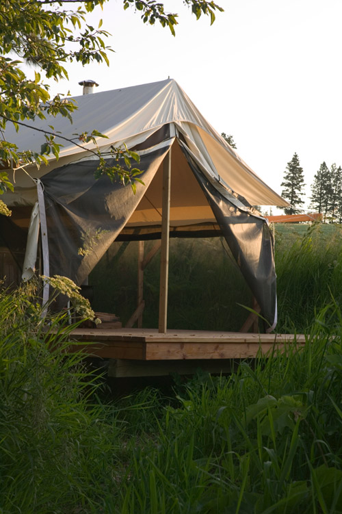 The Colorado Yurt Company Named A Colorado Company To Watch