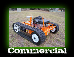 Hybrid Remote Control Lawn Mowers Reduce Damage To The