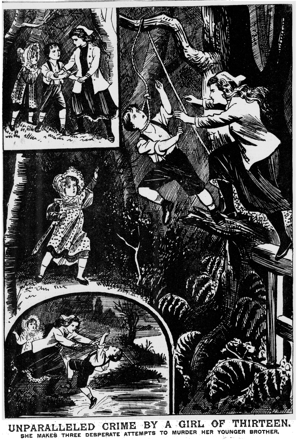 art of the beautiful-grotesque: Scenes of Crime: The ...