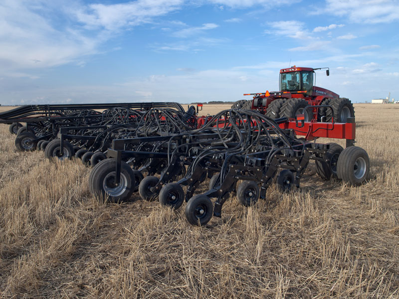 Case Ih Introduces Precision Hoe 800 Air Hoe Drill For