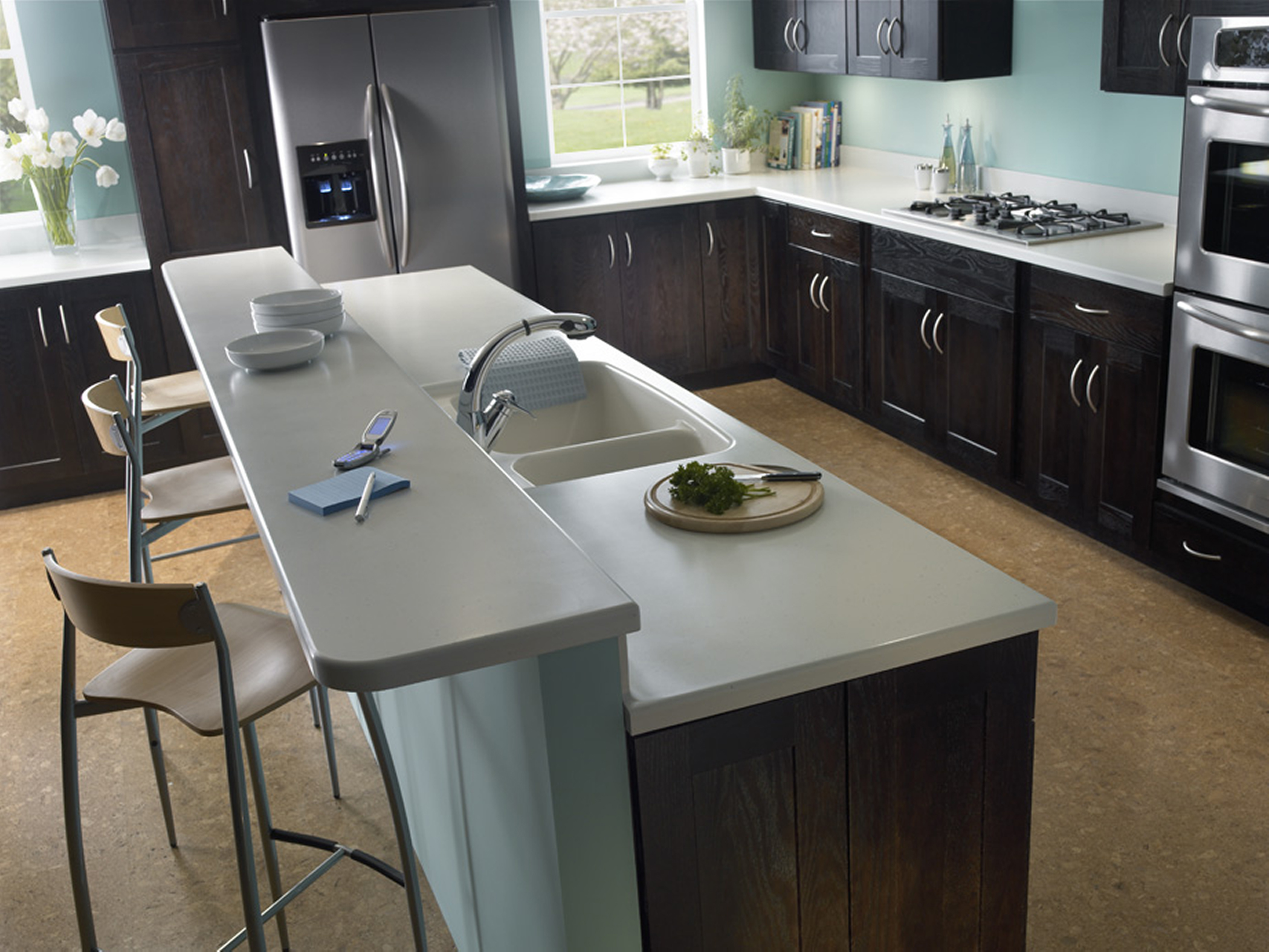 dupont corian countertops design   1st DuPont™ Corian® Design Studios in U.S. Open in ...