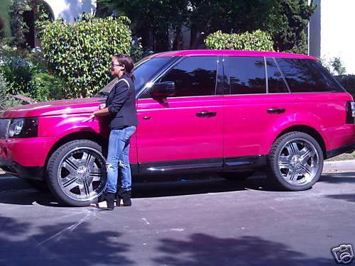 range rover custom vh1s charm school dean la la vazquez partners with auction