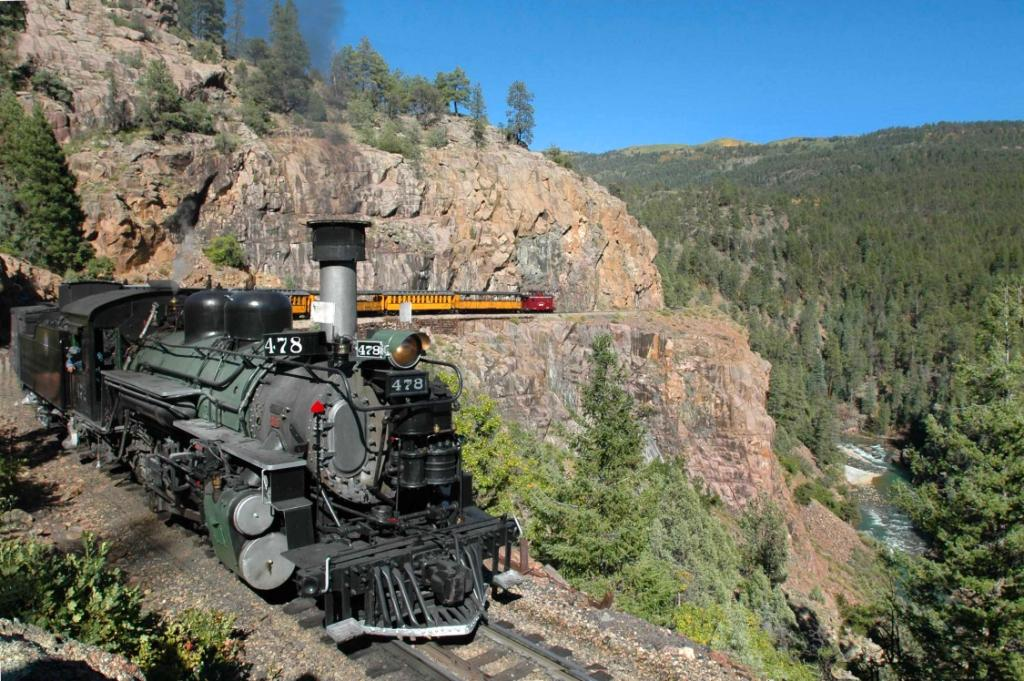 Durango Amp Silverton Narrow Gauge Railroad Named One Of