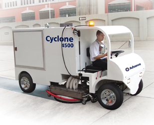 New Cyclone 4500 From Advance Industry S First Rider