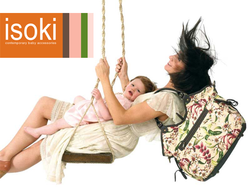 designer baby bag a2lg  Isoki's Collection of Stylish Diaper Bags Isoki USA