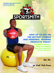 About Sportsmith Sportsmith is an online store noted for its branded fitness equipment parts, fitness and personal training products. The Shipping Deal guarantees that customers will receive their goods the same day that they order them.