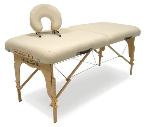 Onetouch Massage Announces The Aspire Massage Table With Memory Foam