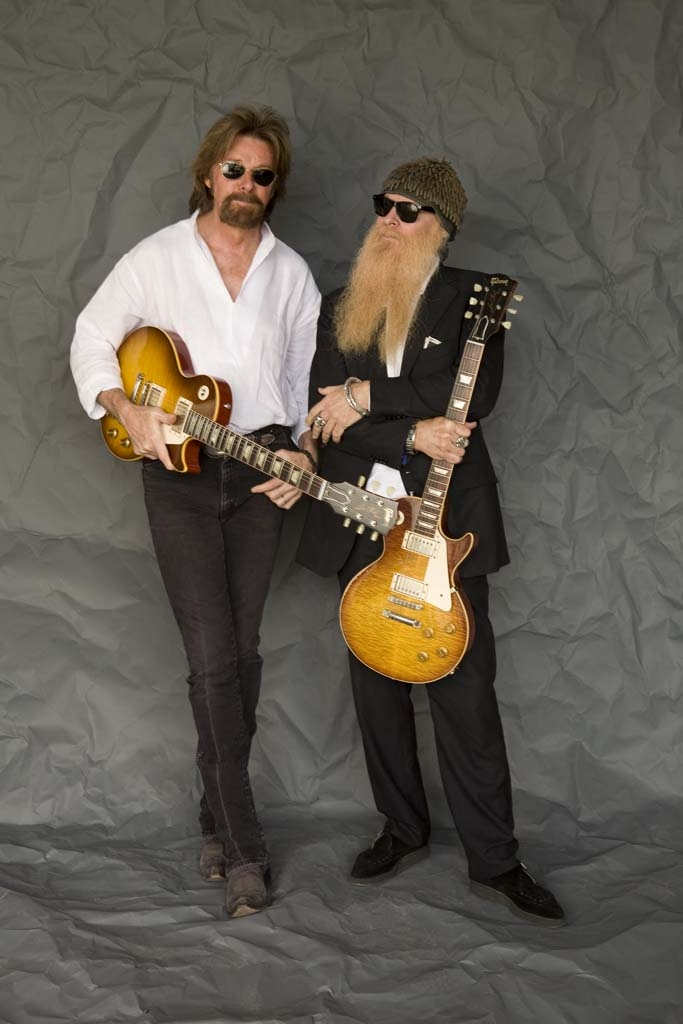 How To Pose Like A Model In Pictures. Billy Gibbons pose like