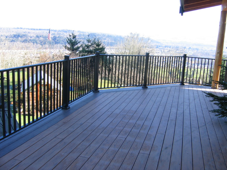 Wahoo decks offers sustainable solutions for deck boards for Sustainable decking