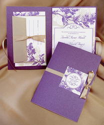 new self assembly custom wedding invitations for less from carciofi design - Assembling Wedding Invitations