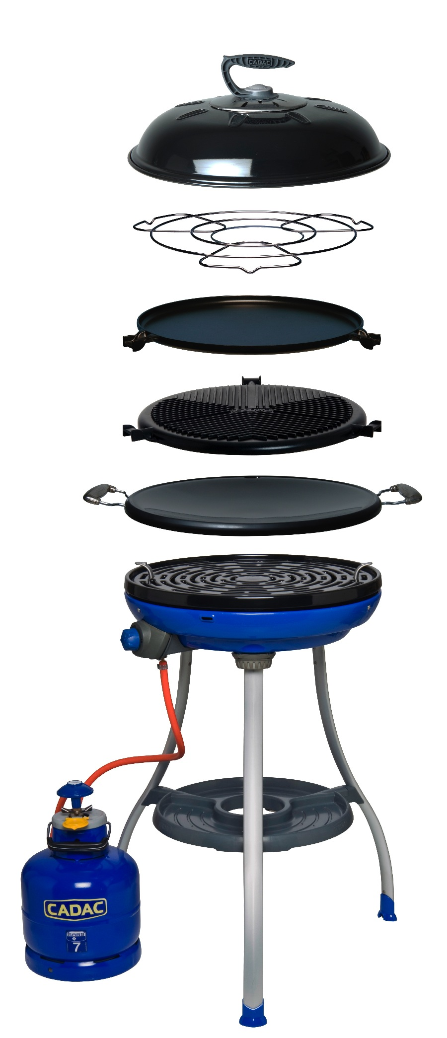 Cadac Portable Grills Are The Easy Answer To Cooking Great