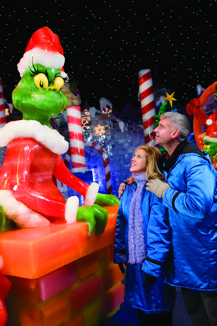 Gaylord Texan Tells The Timeless Tale Of How The Grinch