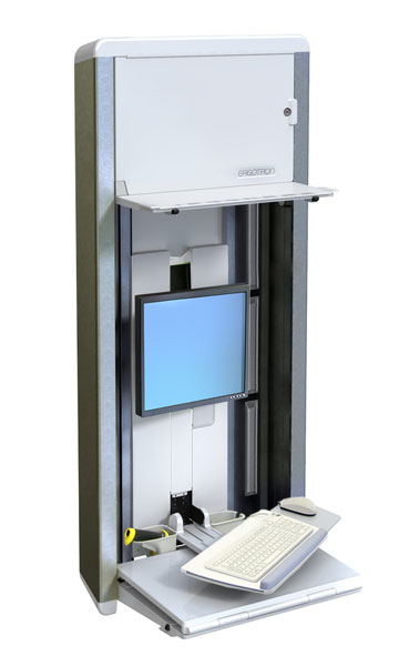 New Styleview Vl Enclosure Wall Mounted Computer