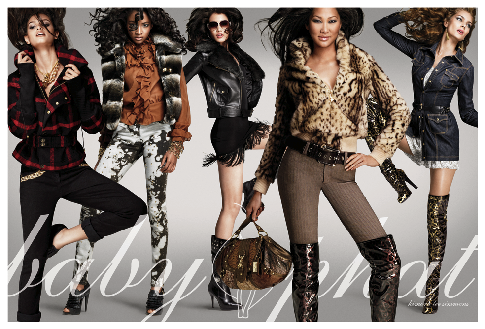 Phat Fashions Presents the Fall 2009 Ad Campaign