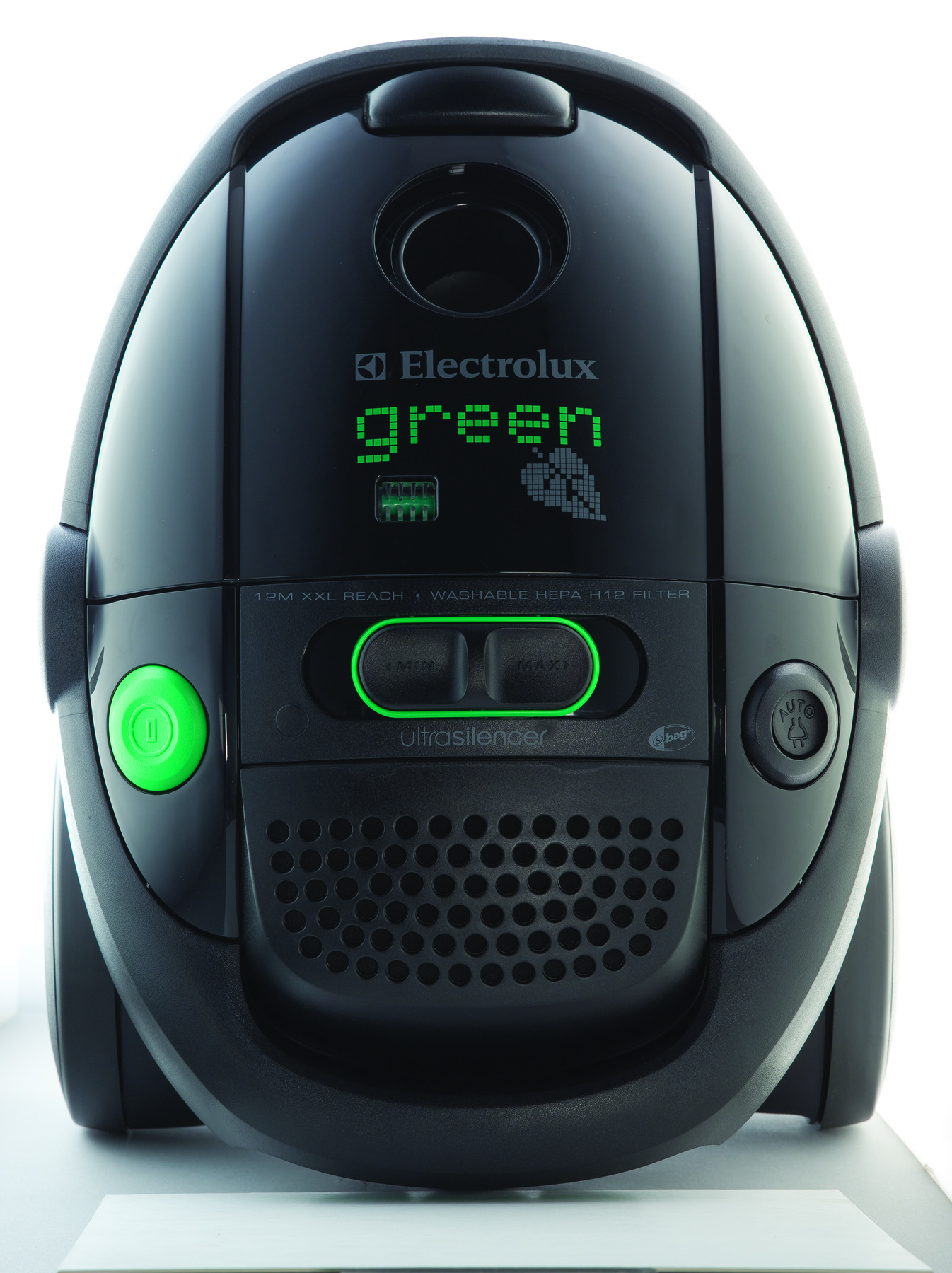 Black Is The New Green Recycled Plastic Makes Electrolux