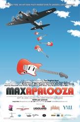 Maxapalooza poster