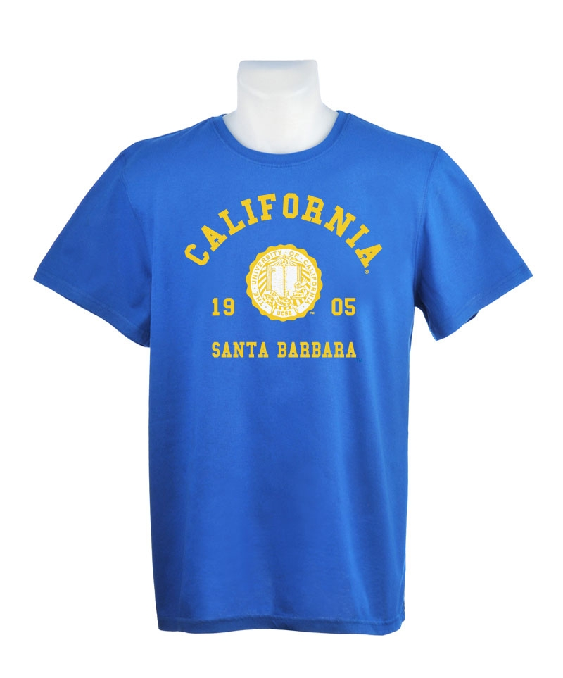 Eco friendly college apparel launched by project571 for T shirt printing santa barbara