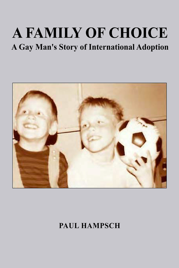 Single mann adoption