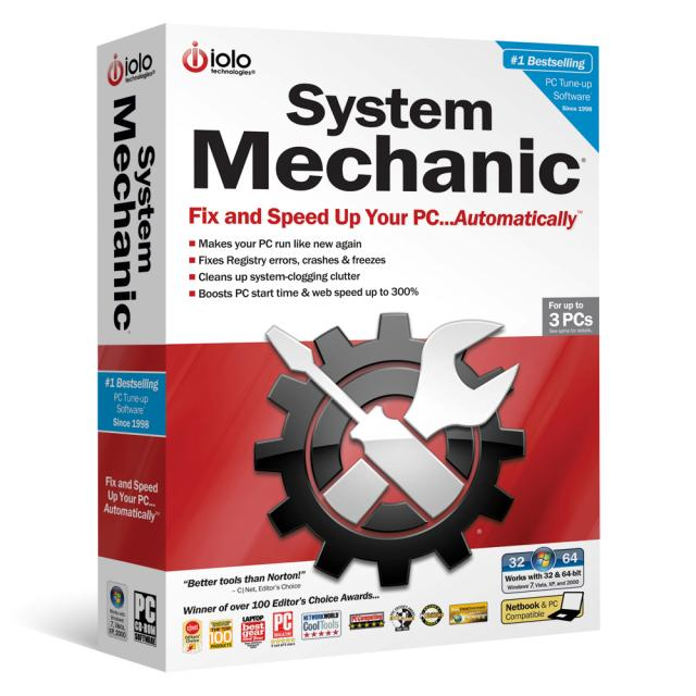 System Mechanic Professional 11.0.5.2.