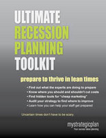 M3 Planning's Recession Planning Toolkit; strategic planning tools