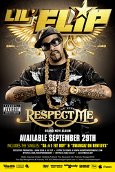 Official Lil Flip Flyer